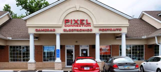 Pixel Storefront